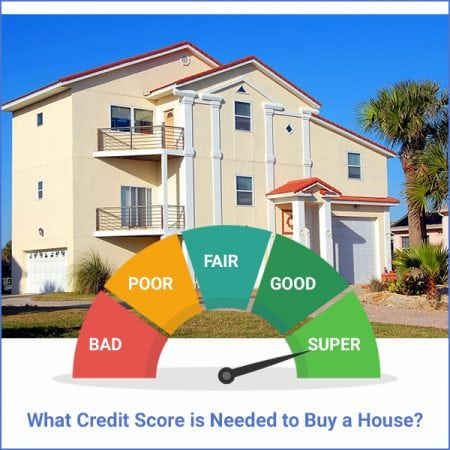 What Credit Score is Needed to Buy a House in 2018?