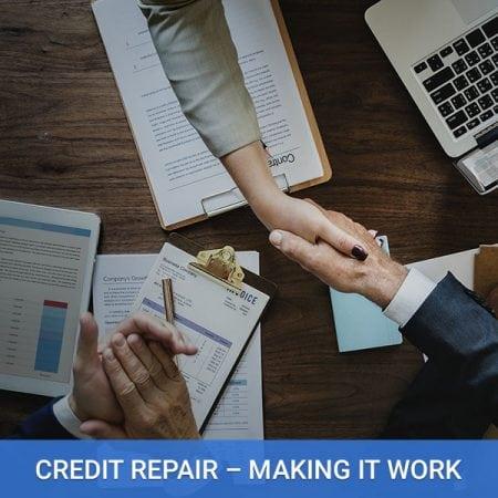Credit Repair – Making It Work