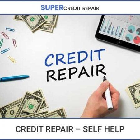 Credit Repair – Self Help