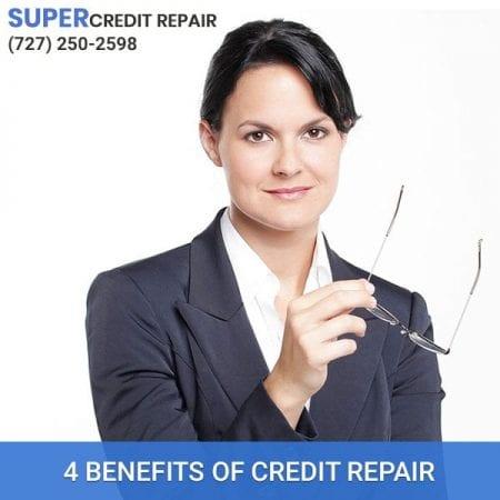 Benefits of Credit Repair