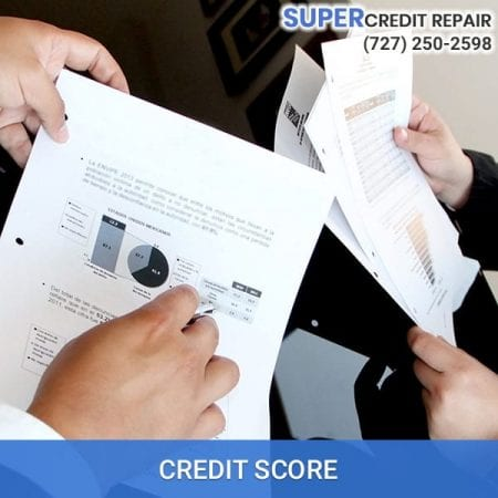 Credit score in the United States